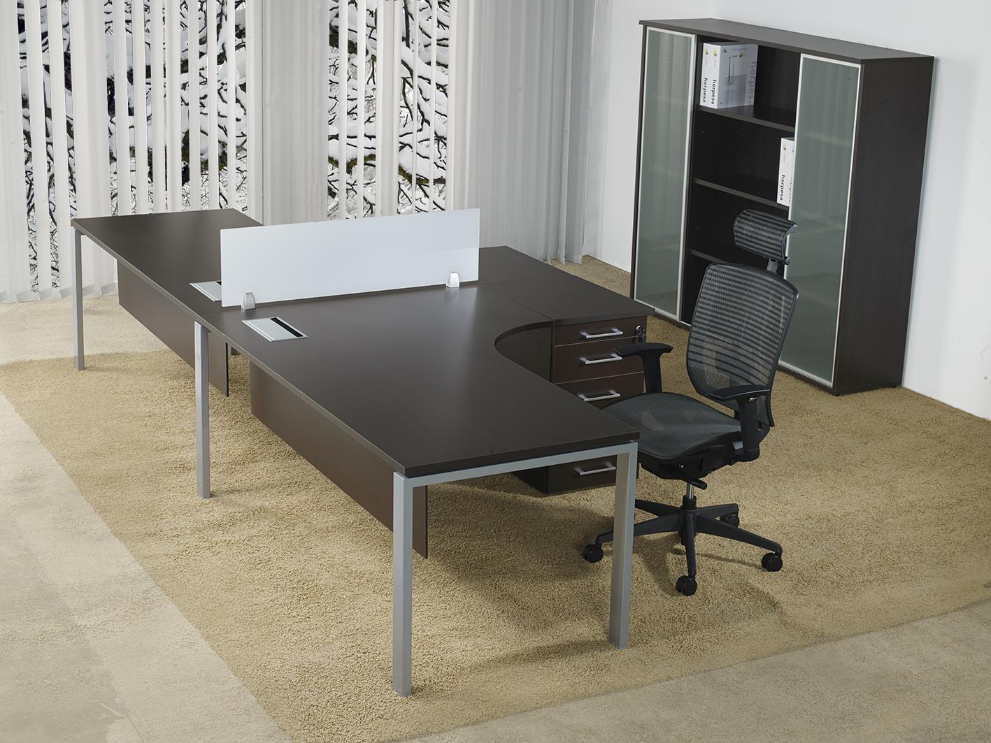 MESAS OFICINA COMPACTAS SERIE R3 - Maxbeitia - Muebles de oficina